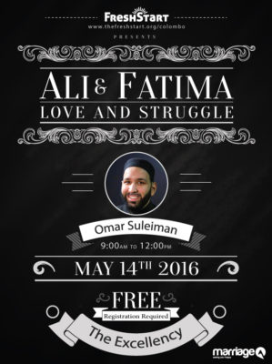 Love & Struggles of Ali & Fatima